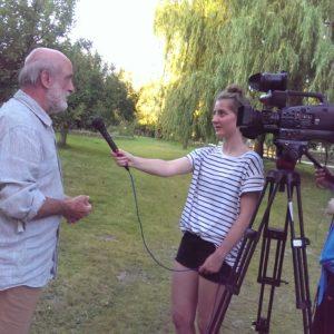 Gryllus Vilmos interjú